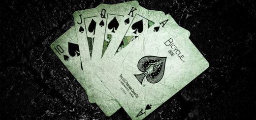 Пятикарточный Дро покер