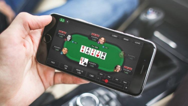 PokerStars для мобильного устройства