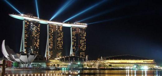 Игровые центры Сингапура