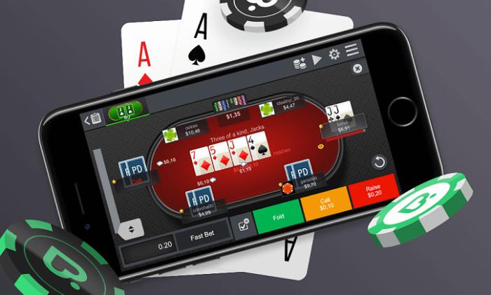 Установка клиента на Android Покердом