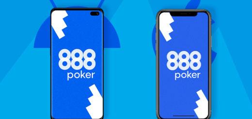 888 Покер для смартфонов