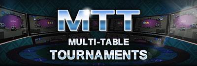 MTT Tournaments