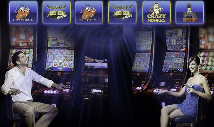 Игровые автоматы бесплатно остров
