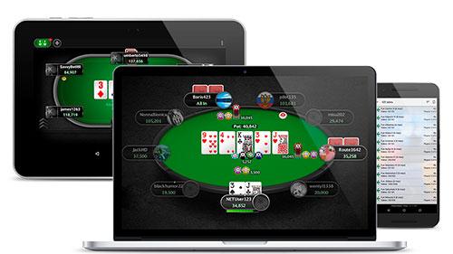 Клиенты ПокерСтарс