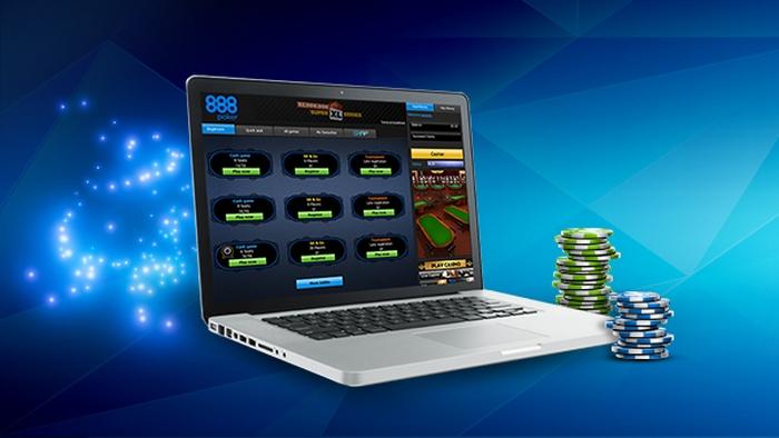 Установка на ПК 888 poker